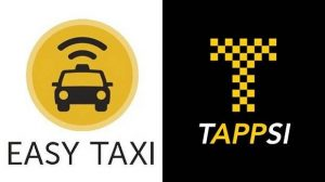 Apps to request for a taxi in the city.