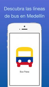 Bus Paisa App, to help you find the bus you need